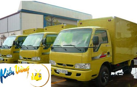 Dịch Vụ Taxi Tải kiến Vàng